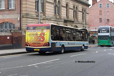 Marshalls OP89, Carrington St Nottingham, 25-07-2017