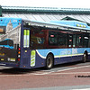 Nottingham Community Transport 978, Victoria Bus Station Nottingham, 25-07-2017