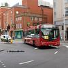 TrentBarton 724, Mansfield Rd Nottingham 25-07-2017