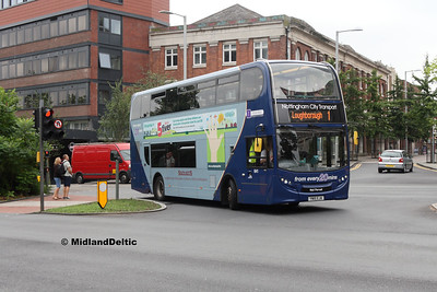 NCT641, Maid Marian Way Nottingham, 25-07-2017