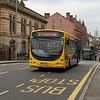 Kinchbus 638, Carrington St Nottingham, 25-07-2017