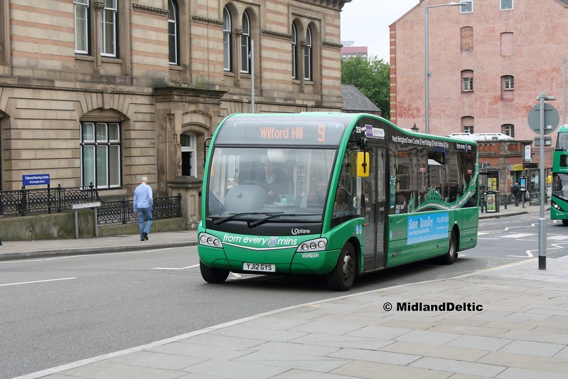 NCT 358, Carrington St Nottingham, 25-07-2017