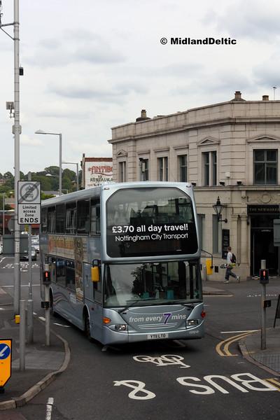 NCT 905, Parliament St Nottingham, 29-07-2017