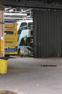 NCT 430, Parliament St Garage Nottingham, 29-07-2017