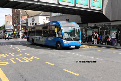 NCT 341, Upper Parliament St Nottingham, 29-07-2017