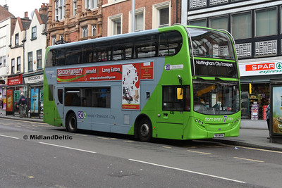 NCT 636, Upper Parliament St Nottingham, 29-07-2017