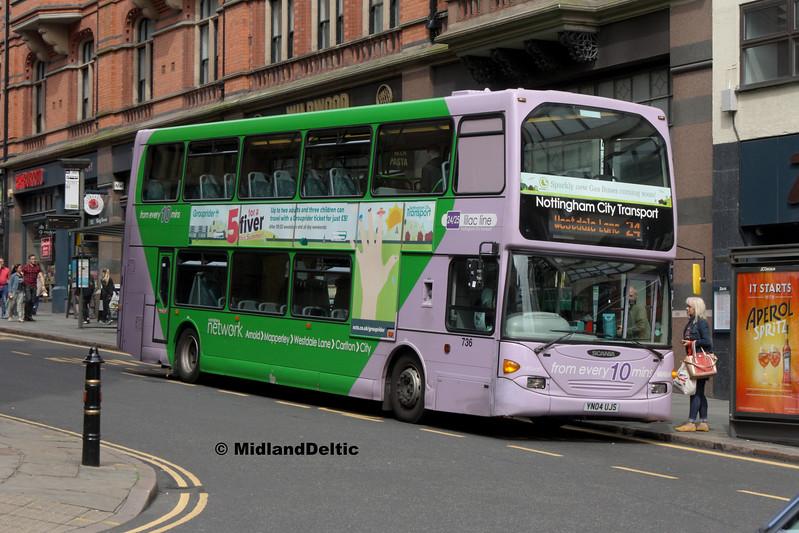 NCT 736, King St Nottingham, 29-07-2017
