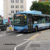Nottingham Community Transport 988, South Sherwood St Nottingham, 29-07-2017