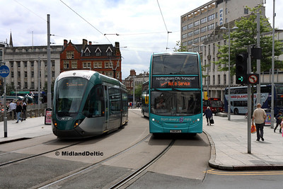 NET 237, NCT 618, Processional Way Nottingham, 29-07-2017