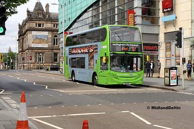 NCT 634, South Sherwood St Nottingham, 29-07-2017