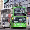 NCT 694, South Sherwood St Nottingham, 22-02-2014