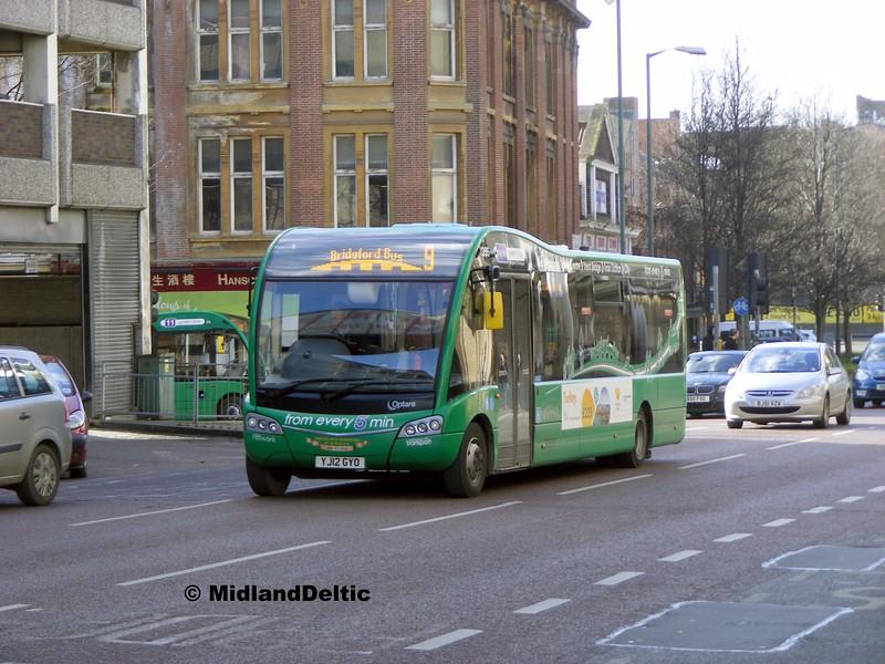 NCT 355, Collin St Nottingham, 22-02-2014