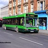 NCT 561, Carrington Street Nottingham, 22-02-2014