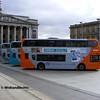 NCT Bus Display, Old Market Square Nottingham, 22-02-2014