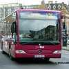 Your Bus 3032, Angel Row Nottingham, 22-02-2014