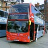 NCT 606, Old Market Square Nottingham, 22-02-2014