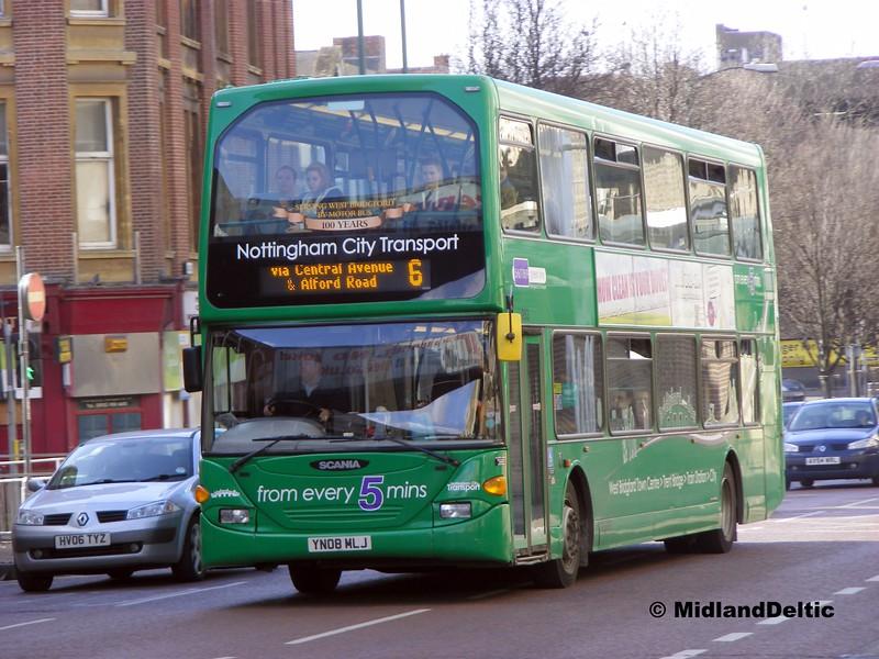 NCT 953, Collin St Nottingham, 22-02-2014