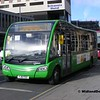 NCT 352, Maid Marian Way Nottingham, 22-02-2014