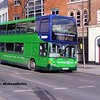 NCT 711, Maid Marian Way Nottingham, 22-02-2014