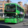 NCT 675, Tollhouse Hill Island Nottingham, 22-02-2014