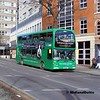 NCT 952, Maid Marian Way Nottingham, 22-02-2014