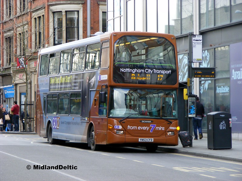 NCT 719, Milton St Nottingham, 22-02-2014