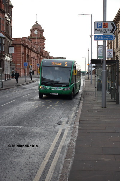 NCT 355, Carrington St Nottingham, 26-01-2019