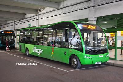TrentBarton 504, Broad Marsh Bus Station Nottingham, 16-01-2016