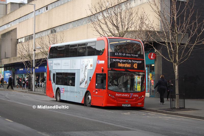 NCT 609, Lower Parliament Street Nottingham, 16-01-2016