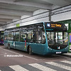TrentBarton 324, Broad Marsh Bus Station Nottingham, 16-01-2016