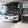 Parks of Hamilton HSK652, Broad Marsh Bus Station Nottingham, 16-01-2016