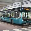 TrentBarton 325, Broad Marsh Bus Station Nottingham, 16-01-2016