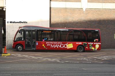 TrentBarton 506, Broad Marsh Bus Station Nottingham, 16-01-2016