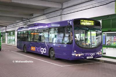 TrentBarton 720, Broad Marsh Bus Station Nottingham, 16-01-2016