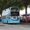Arriva Midlands 4222, Railway Terrace Derby, 18-08-2018