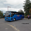 Rowe Coaches E2OWE, Roundhouse Rd Derby, 18-08-2018