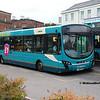 Arriva Midlands 3764, Derby Railway Station, 18-08-2018