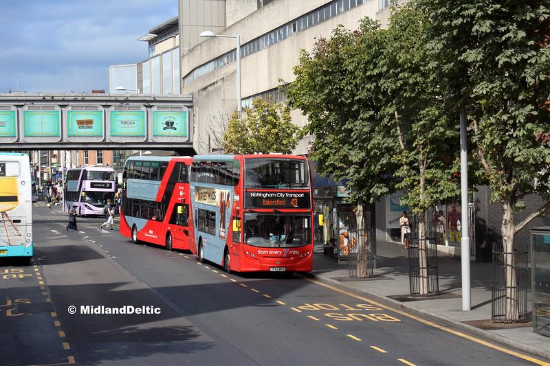 NCT 608, Upper Parliament St Nottingham, 18-08-2018