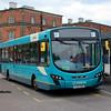 Arriva Midlands 3773, Derby railway Station, 18-08-2018