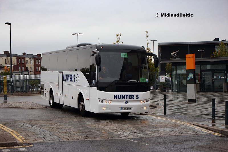 YJ16EHW, Roundhouse Rd Derby, 11-08-2018