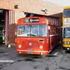 FRB208H, Hucknall Bus Depot, 10-01-2016