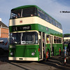 Nottingham Heritage Vehicles OTO540M, Hucknall Bus Depot, 10-01-2016