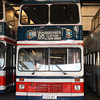 Nottingham Heritage Vehicles G129NRC, Hucknall Bus Depot, 10-01-2016