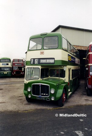 Nottingham Transport Heritage Centre (Bus), 25-06-2000