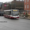 Your Bus 1405, Derwent St Derby, 07-01-2017