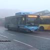 Nottingham Community Transport 981, Victoria Bus Station Nottingham, 07-01-2017