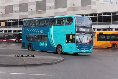 Arriva Midlands 4401, Derby Bus Station, 07-01-2017