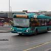 Arriva Midlands 3581, Derby Bus Station, 07-01-2017