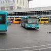 Arriva Midlands 3575, Derby Bus Station, 07-01-2017