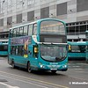 Arriva Midlands 4218, Derby Bus Station, 07-01-2017